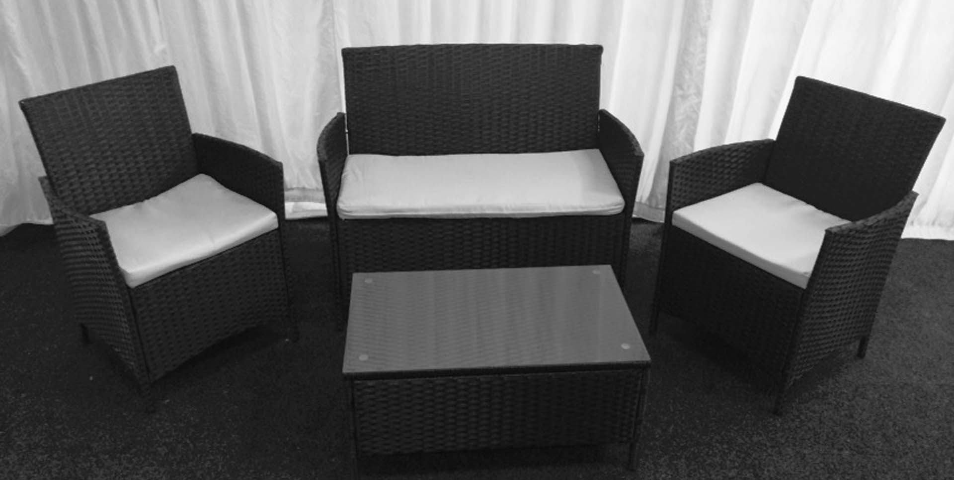 Informal Furniture Hire Southern Furniture Hire