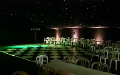 Christmas and New Year party furniture hire